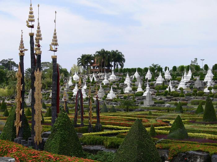 Парк Нонг Нуч (Nong Nooch Tropical Garden) 26720