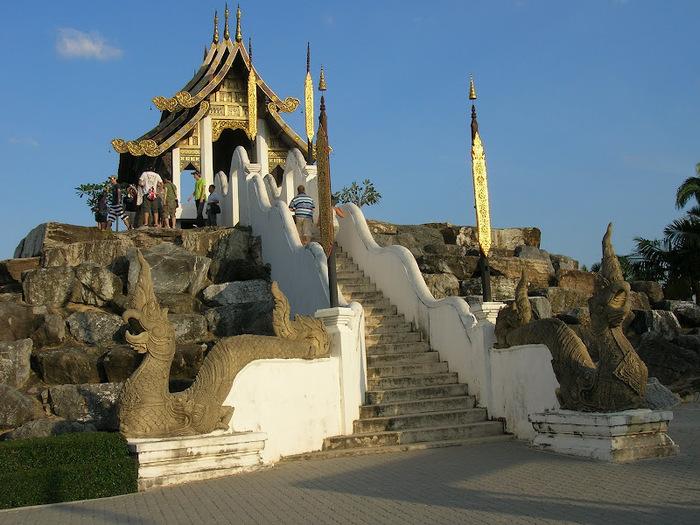 Парк Нонг Нуч (Nong Nooch Tropical Garden) 11767