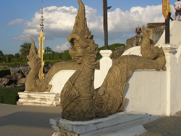 Парк Нонг Нуч (Nong Nooch Tropical Garden) 55865