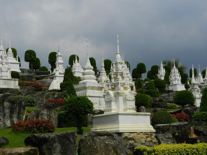 Парк Нонг Нуч (Nong Nooch Tropical Garden) 75503
