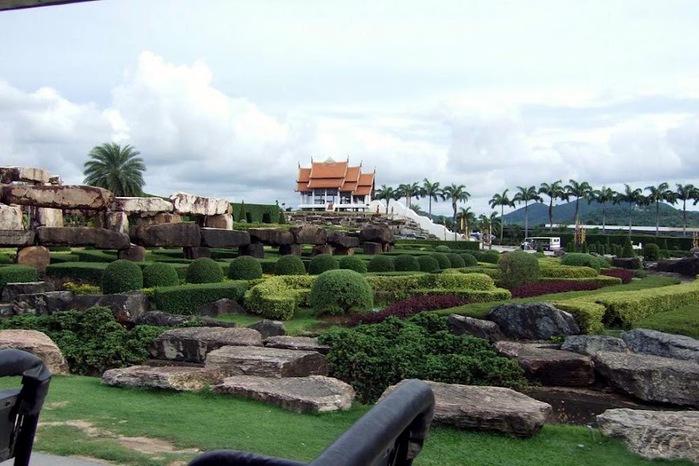 Парк Нонг Нуч (Nong Nooch Tropical Garden) 60099