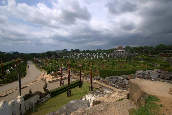 Парк Нонг Нуч (Nong Nooch Tropical Garden) 61611