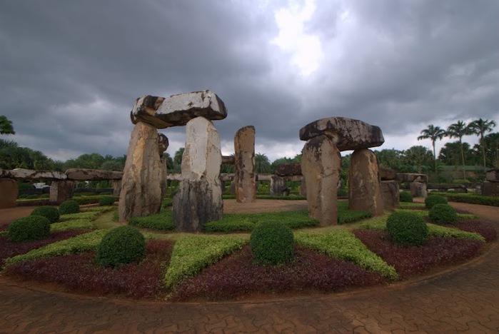 Парк Нонг Нуч (Nong Nooch Tropical Garden) 90322