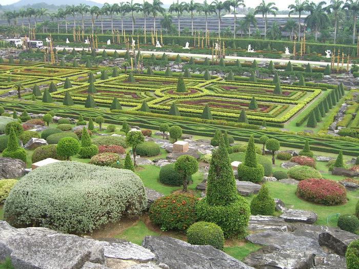 Парк Нонг Нуч (Nong Nooch Tropical Garden) 28042