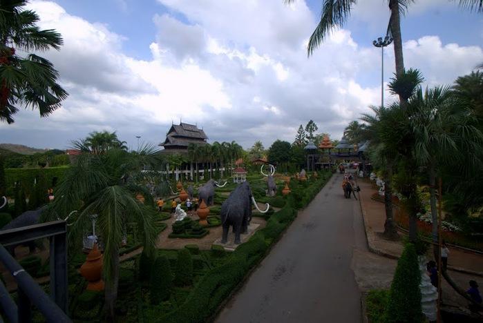 Парк Нонг Нуч (Nong Nooch Tropical Garden) 83423