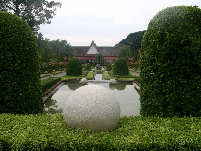Парк Нонг Нуч (Nong Nooch Tropical Garden) 95074