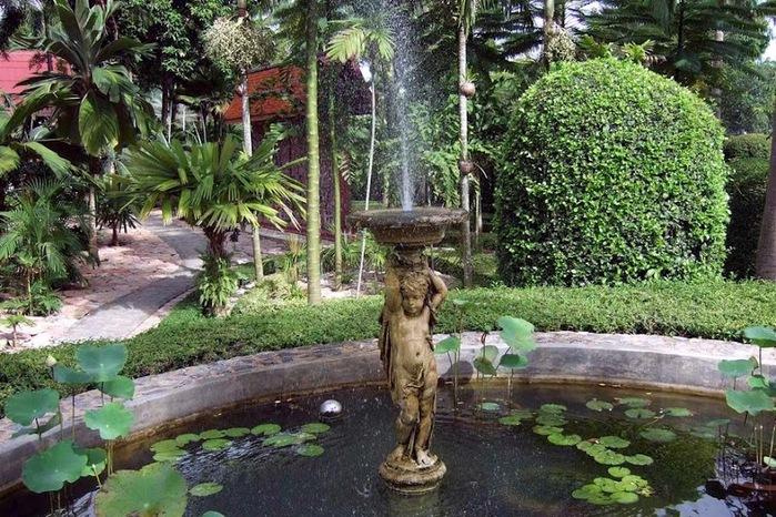 Парк Нонг Нуч (Nong Nooch Tropical Garden) 86650