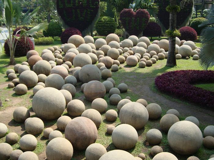 Парк Нонг Нуч (Nong Nooch Tropical Garden) 61621