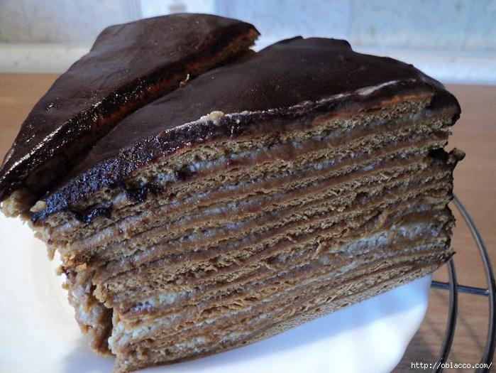 Торт ириска фото