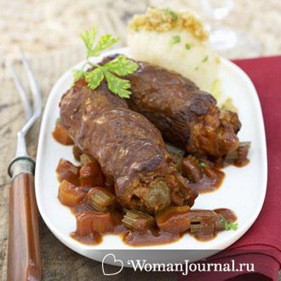 Блюда из тыквы приготовленные в духовке