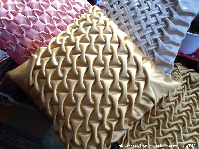 Декоративные подушки своими руками схемы фото