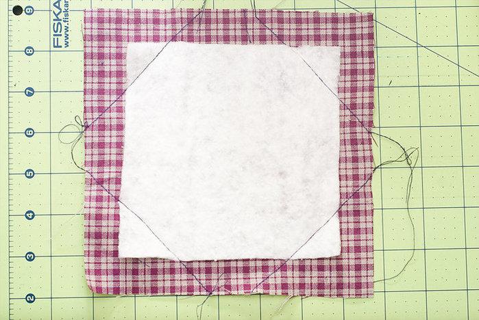 Как сшить одеяло из квадратиков своими руками