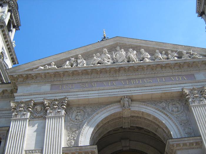 Базилика Святого Иштвана - Szt. Istvan Bazilika, Budapest 35277