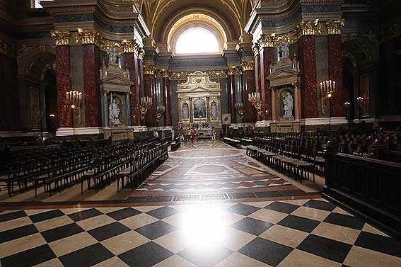 Базилика Святого Иштвана - Szt. Istvan Bazilika, Budapest 79605