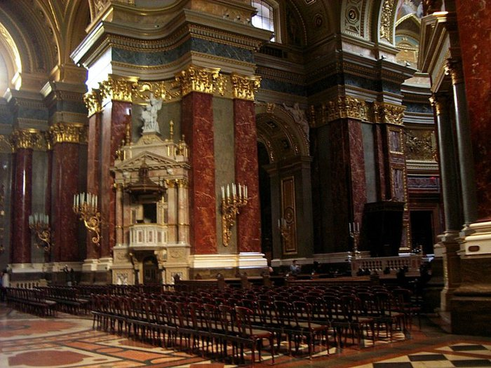 Базилика Святого Иштвана - Szt. Istvan Bazilika, Budapest 26174