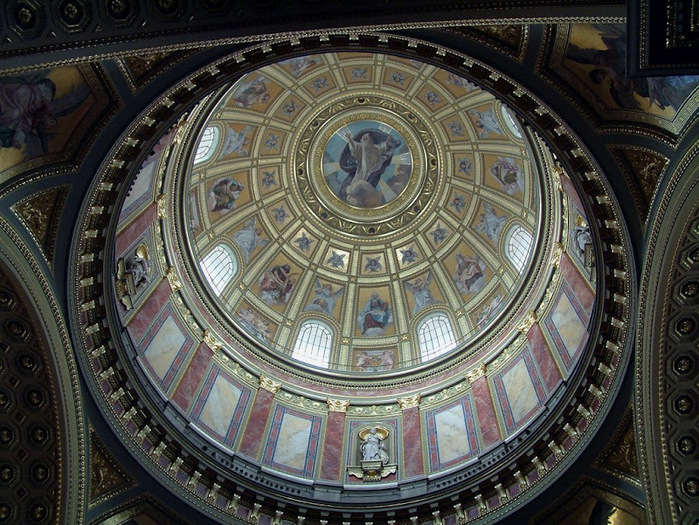 Базилика Святого Иштвана - Szt. Istvan Bazilika, Budapest 47660