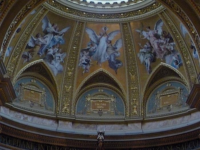 Базилика Святого Иштвана - Szt. Istvan Bazilika, Budapest 87287