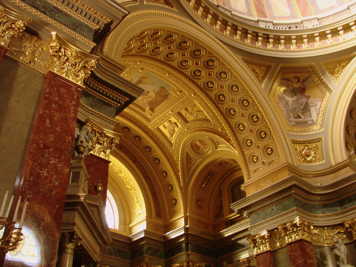 Базилика Святого Иштвана - Szt. Istvan Bazilika, Budapest 26601