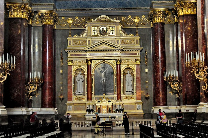 Базилика Святого Иштвана - Szt. Istvan Bazilika, Budapest 22297