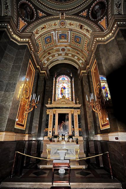 Базилика Святого Иштвана - Szt. Istvan Bazilika, Budapest 19732