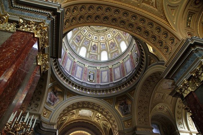 Базилика Святого Иштвана - Szt. Istvan Bazilika, Budapest 23387