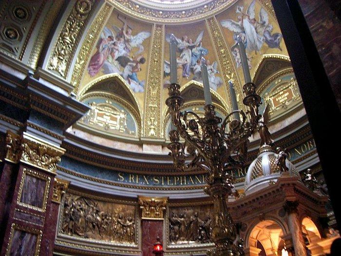 Базилика Святого Иштвана - Szt. Istvan Bazilika, Budapest 15495