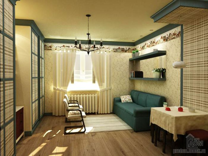 Дизайн кухня-гостиная 20 кв фото