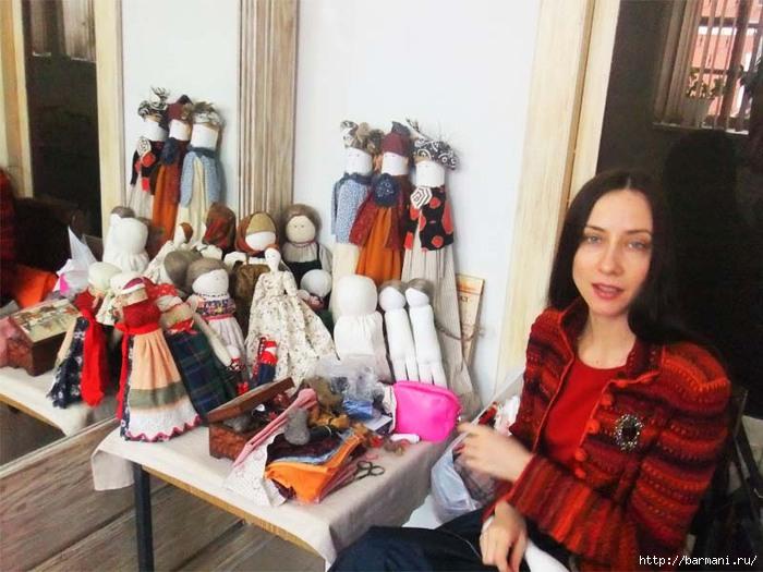 Музей тряпичной куклы своими руками