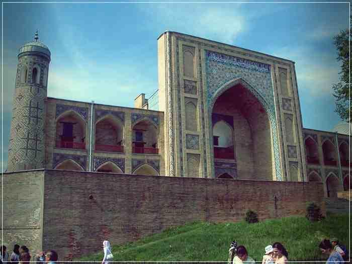Узбекистан не имеет выхода к морю