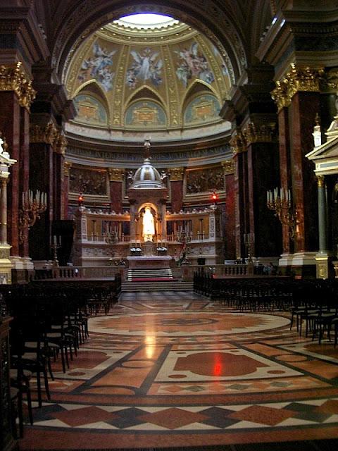 Базилика Святого Иштвана - Szt. Istvan Bazilika, Budapest 14545