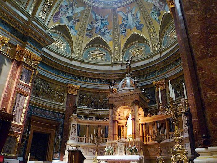 Базилика Святого Иштвана - Szt. Istvan Bazilika, Budapest 44202