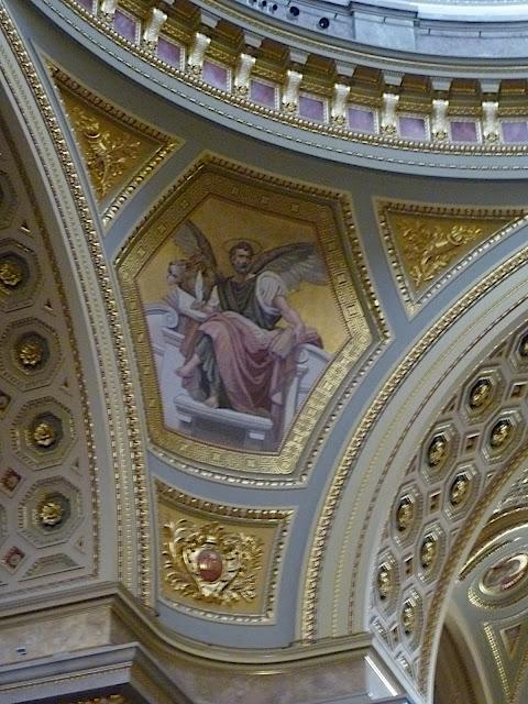 Базилика Святого Иштвана - Szt. Istvan Bazilika, Budapest 44752
