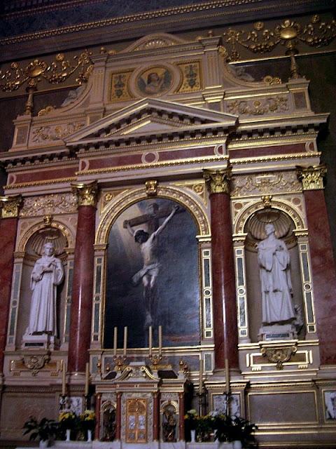 Базилика Святого Иштвана - Szt. Istvan Bazilika, Budapest 77869