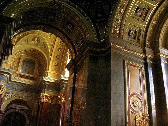 Базилика Святого Иштвана - Szt. Istvan Bazilika, Budapest 41391