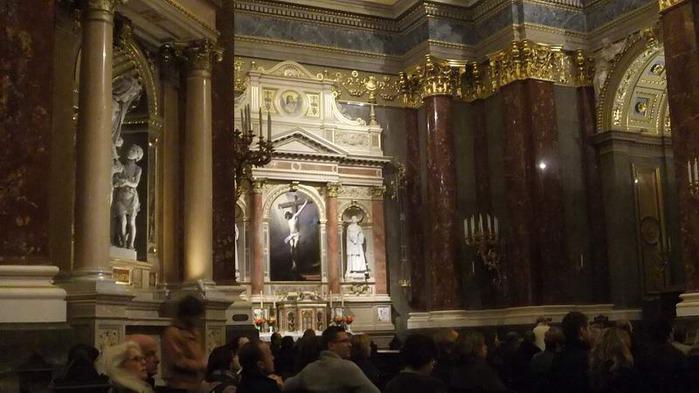 Базилика Святого Иштвана - Szt. Istvan Bazilika, Budapest 33991