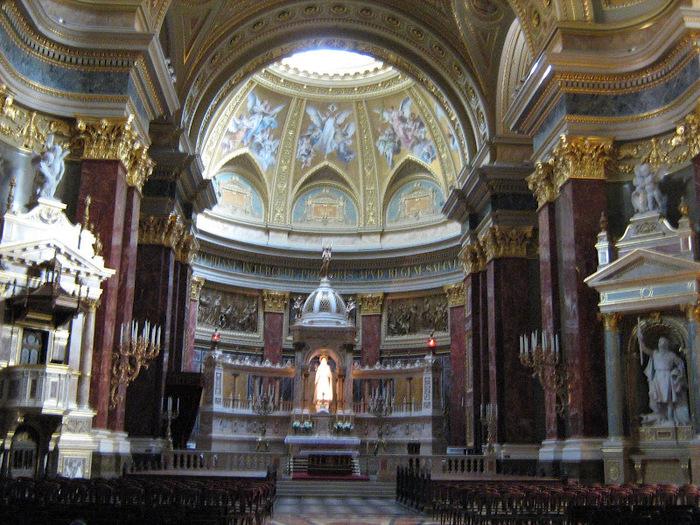 Базилика Святого Иштвана - Szt. Istvan Bazilika, Budapest 73256