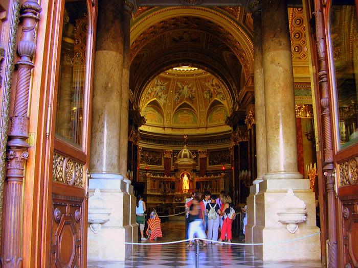 Базилика Святого Иштвана - Szt. Istvan Bazilika, Budapest 50863