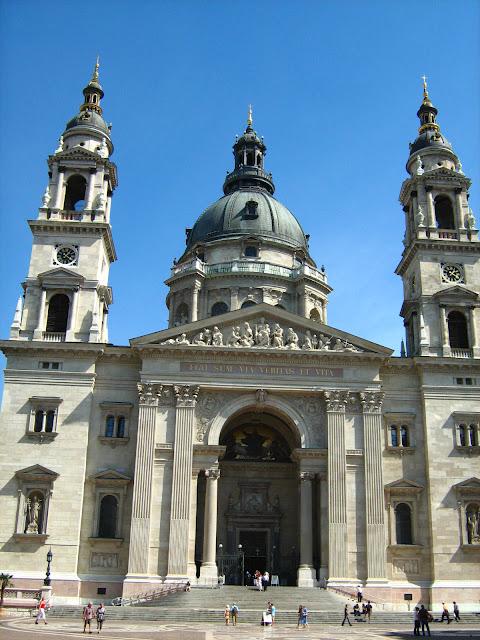 Базилика Святого Иштвана - Szt. Istvan Bazilika, Budapest 33791