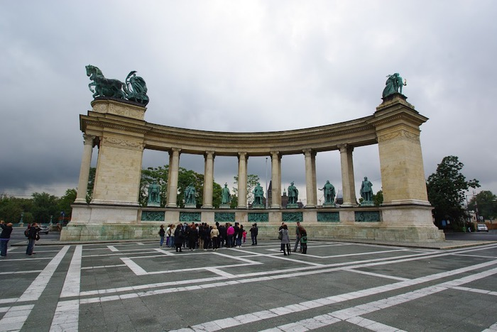 Площадь Героев (Будапешт) 82116