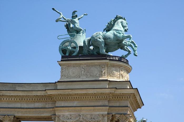 Площадь Героев (Будапешт) 92067