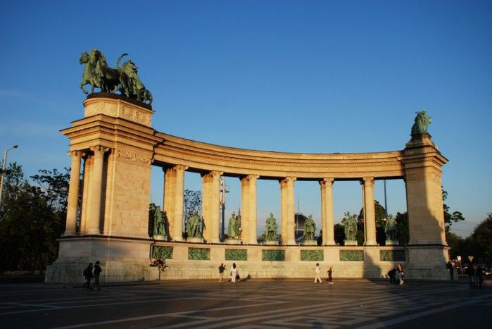 Площадь Героев (Будапешт) 36844
