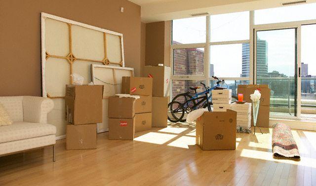 Как правильно организовать переезд. Несколько советов и хитростей.