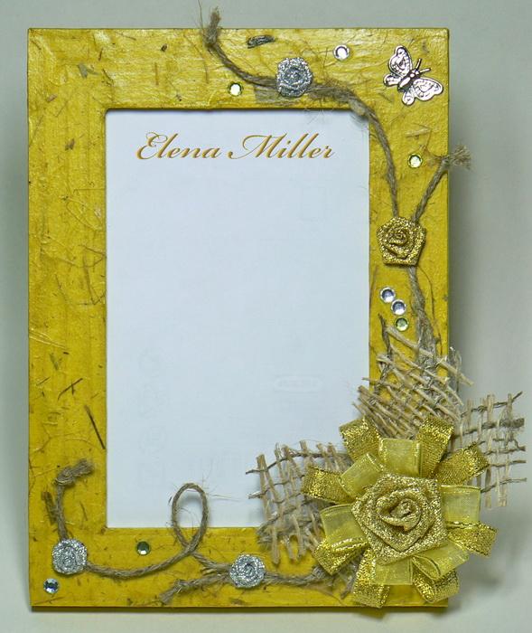 Рамка с бабосом желтая (589x700, 178Kb)