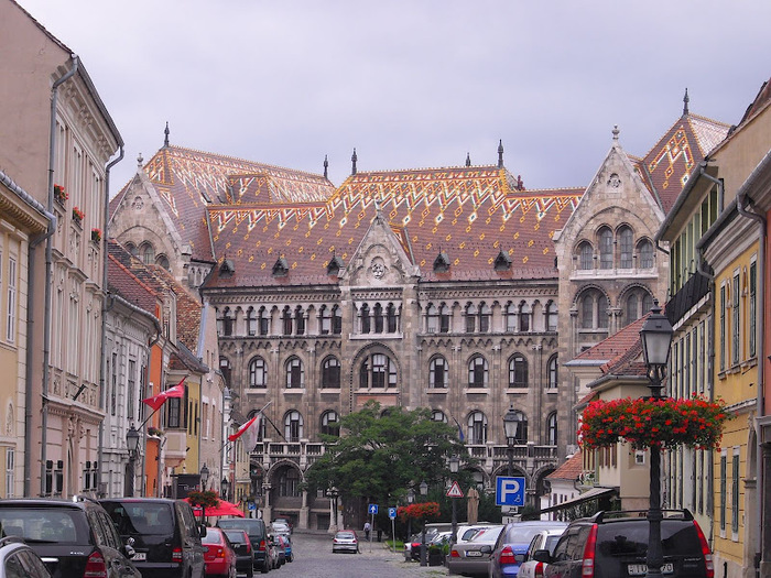 Церковь Святого Матьяша - Будапешт 47652