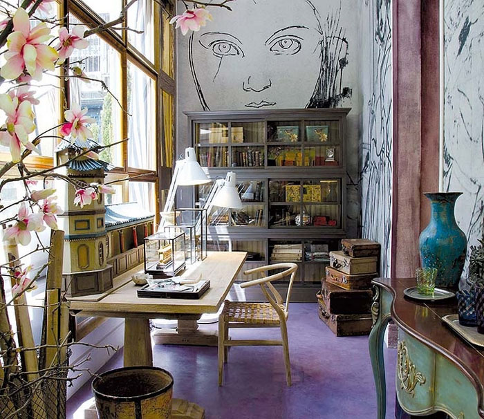 Eclectic Design And Your Feng Shui\'d Home | Creative Interiors ...