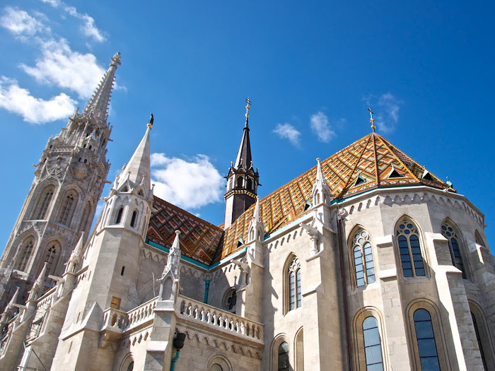 Церковь Святого Матьяша - Будапешт 65067