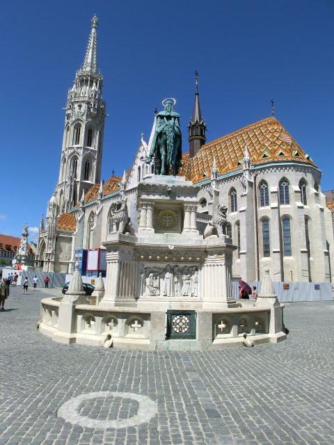 Церковь Святого Матьяша - Будапешт 84025