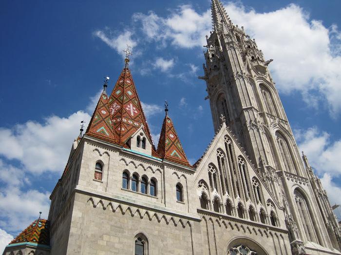 Церковь Святого Матьяша - Будапешт 92048