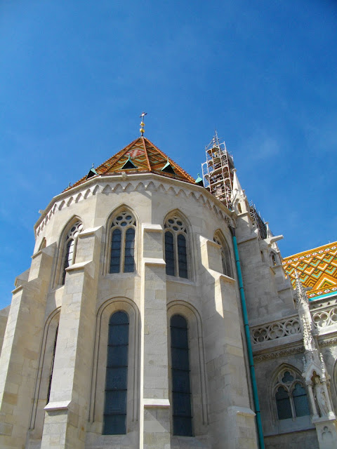 Церковь Святого Матьяша - Будапешт 60496