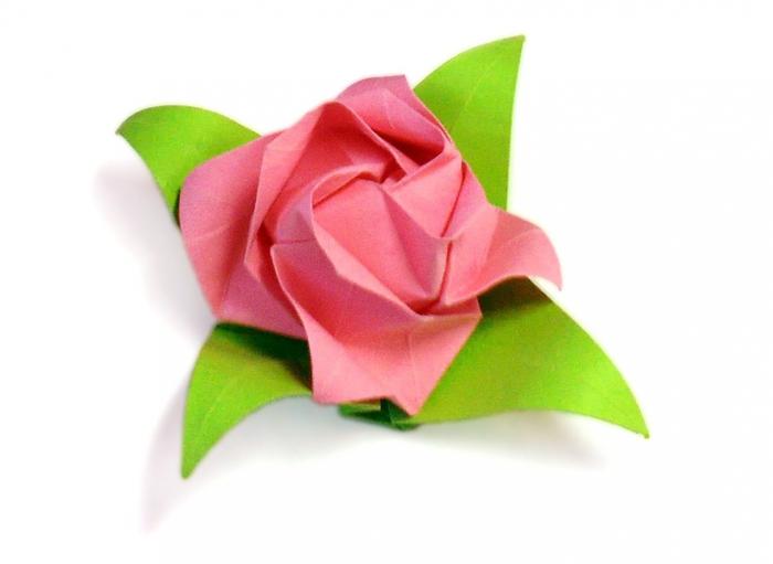 Роза придумана Тошиказу